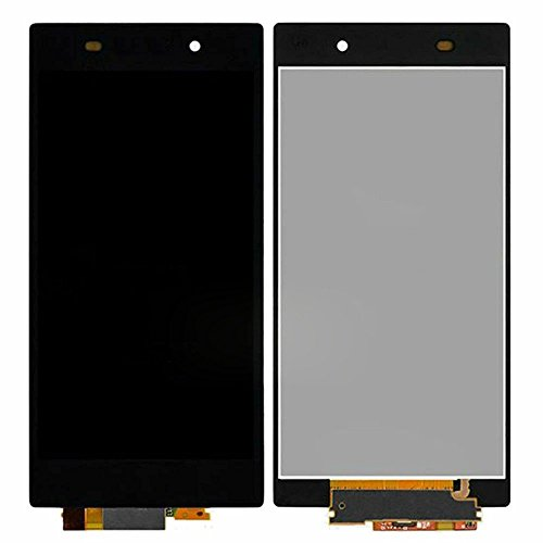 New For Sony Xperia Z1 L39H C6902 C6903 C6906 C6943 Replacement Lcd Display Touch Screen Digitizer Assembly Replacement Part Black, Free Tools, Epacket Shipping