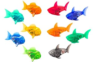 Cute fake fish ideal for kids for Hex bug fish