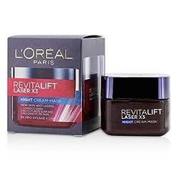 LOreal Paris Revitalift Laser Renew Anti-Ageing Night Cream 50ml