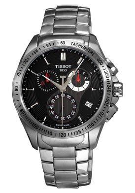 0141a9f2c5b Tissot Veloci t Mens Watch T024 417 11 051 00 - Aline Santos Martinsrook