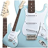 Bullet Stratocaster Tremolo Electric Guitar (Daphne Blue)