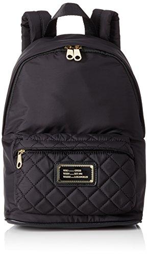 Guess Florencia Small Backpack Zaino, Donna, Nero