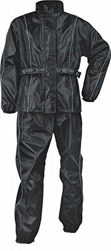 NexGen Men's Rain Suit (Black, 5X-Large) (Rain Suit 5xl compare prices)