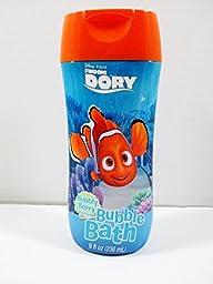 Disney Pixar Finding Dory Bubble Bath - 8 oz Bottle - Bubbly Berry Scented
