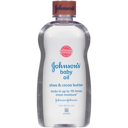 johnsons-baby-shea-cocoa-butter-oil-414-ml-with-free-ayur-soap