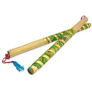 Amazon Com Buy Dandia Sticks Online In Decorative Lace
