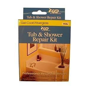 Ceramic tile chip repair kit