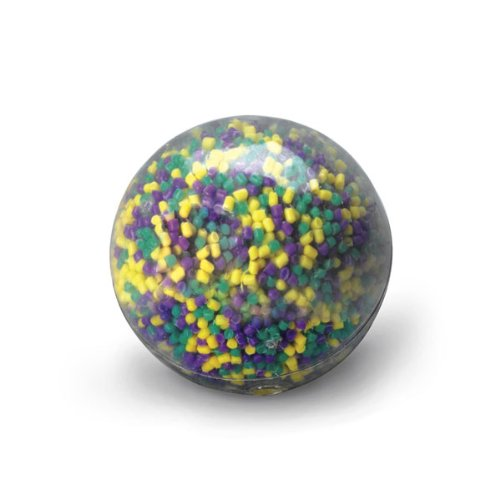 "MAC-T PE07229 Pellet Juggling Ball, 3 1/2"" Diameter"