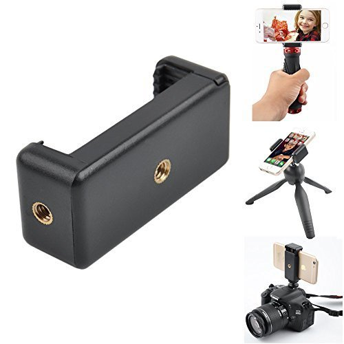Handheld treppiede Mount Sistema Gosky universale treppiede adattatore per fotocamera digitale/GoPro/cellulare//Telescopio Monoculare