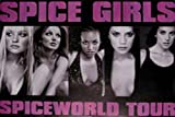Empire 11060 'Spice Girls Spiceworld Tour' Music Poster Print 91.5 x 61 cm