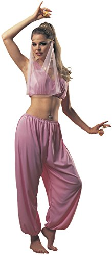 Rubie's Costume Women's Arabian Princess Adult Fuller Cut Value Costume