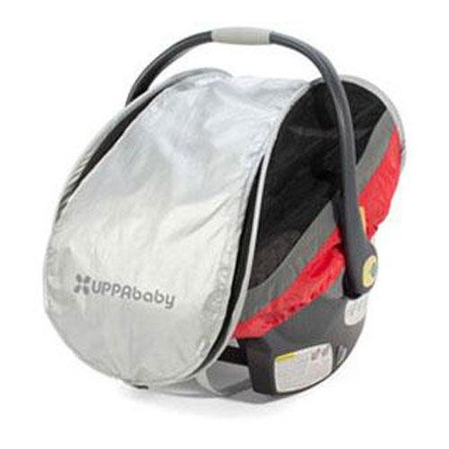 UPPAbaby Cabana Infant Car Seat Shade, Red