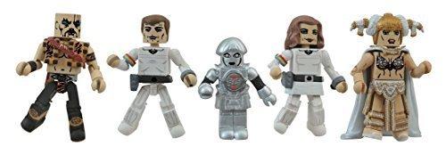 Diamond Select Toys Buck Rogers Minimates Series 1 Box Set by Diamond Select