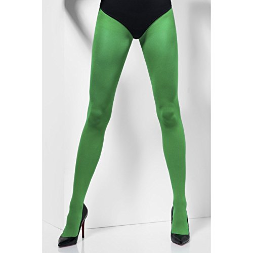 Fever Women's Opaque Tights, Green, One Size
