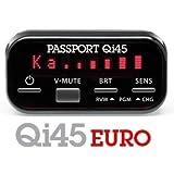 Escort Passport Qi 45 - Detector de radar, negro