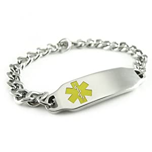 Bracelets Alert Medical in Bracelets - Lowest Prices  Best Deals