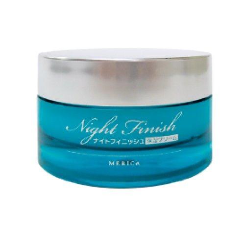 睡眠中にエイジングケア保湿クリーム メリカ ナイトフィニッシュ3g