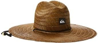 Quiksilver Men's Pierside Hat, Dark Brown, Large/X-Large