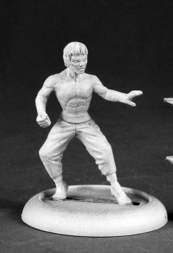 Chan Li Martial Arts Master Chronoscope Series
