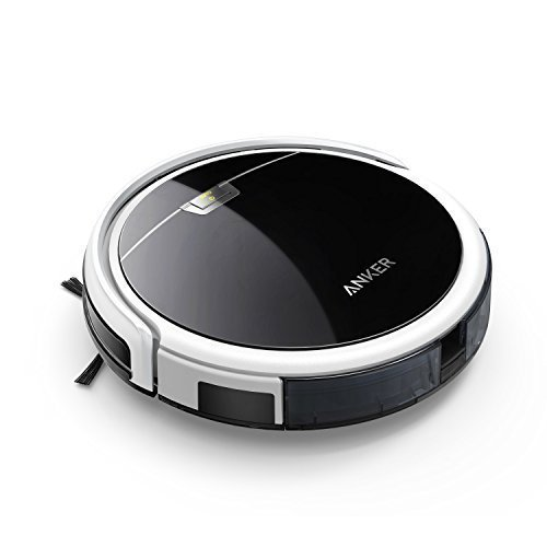 Anker RoboVac 10 (自動掃除機ロボット) 【3つの清掃モード / 自動充電機能搭載 / 専用リモコン & 充電ステーション付属】 …