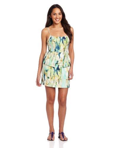 Bb Dakota Women'S Debralyn Dress, Mint, 4