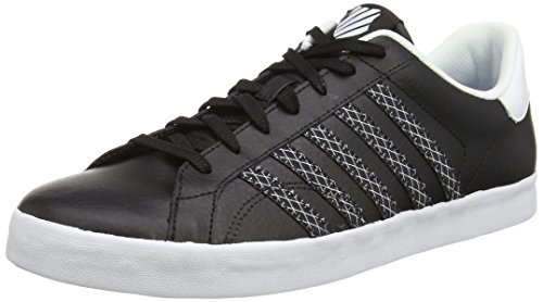 k-swiss-belmont-so-sneakers-basses-homme-noir-noir-noir-blanc-43-eu-9-uk