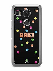 YuBingo Bae Designer Mobile Case Back Cover for Google Nexus 5X