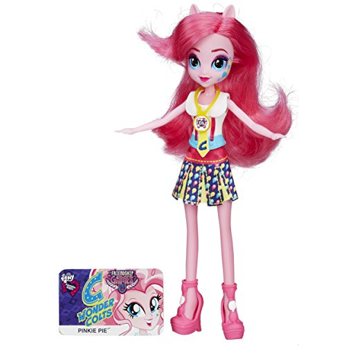 My Little Pony, Equestria Girl, Friendship Games, Pinkie Pie Doll (Discontinued by manufacturer) (Cutie Pie Dolls compare prices)
