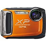 Fujifilm FinePix XP150 Digital Camera (Orange)