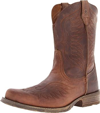 Ariat Men's Rambler Phoenix Boot,Distressted Brown,7 M US
