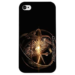 I phone 4/4s Game _of _Thrones Printed back cover
