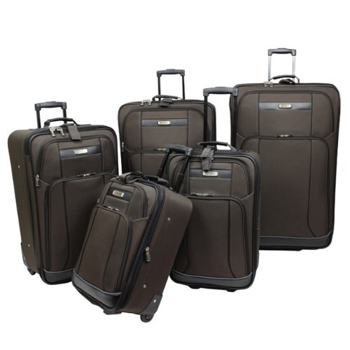 Luggage Grand Sales  Ricardo Beverly Hills Coronado 5-Piece Luggage Set 129d0609640b6