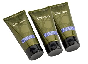 Olivina Bath Soap Trio Value Set, Lavender from Olivina
