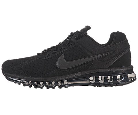 9 Running Air 599455 009 Leather 5 Nike M Shoes 2013 Max Black Mens ZvCxxXq4