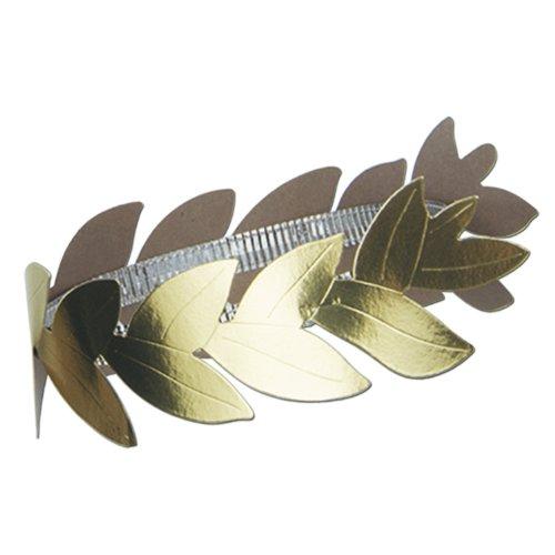 Goldener lorbeerkranz caesar for Dekoartikel bayrisch