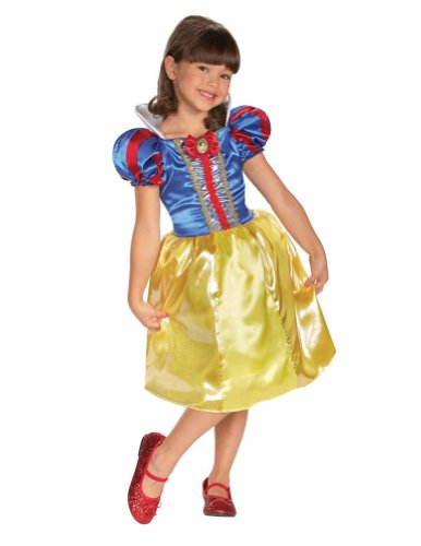Snow White Sparkle Toddler Halloween Costume Classic 3t-4t