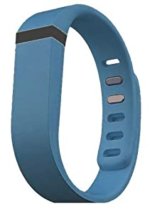 Replacement Wrist Band for Fitbit Flex (TrueBlue, Large)
