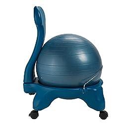 Gaiam Balance Ball Chair, Ocean