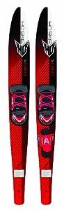 Buy 2014 HO Burner Combo Waterskis w  Blaze Boots Bindings by HO Sports