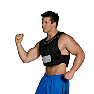 CAP Barbell Adjustable Weighted Vest,…