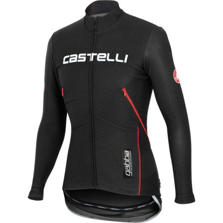 Buy Low Price Castelli Gabba WS Long Sleeve Jersey (B0093QAYJO)
