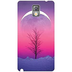 Samsung Galaxy Note 3 N9000 Back Cover - Scenic Designer Cases