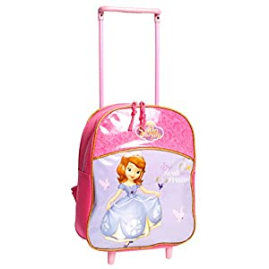 Sofia the First Deluxe Premium Trolley