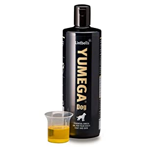 Lintbell Yumega Dog Supplement, 500 ml