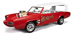 Monkees Monkee Mobile 1/18 by Autoworld AMM957