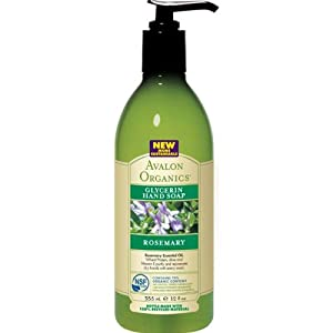 Avalon Glycerin Hand Soap, Rosemary by Avalon