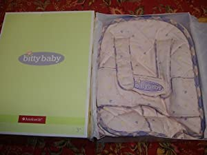 American Girl Bitty Baby Backpack Carrier