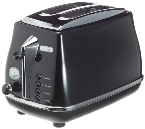 DeLonghi DECTO2003 Icona Toaster 220-240 Volt/ 50-60 Hz (INTERNATIONAL VOLTAGE & PLUG) FOR OVERSEAS USE ONLY WILL NOT WORK IN THE US, OUR PRODUCT ARE BRAND NEW, WE DO NOT SELL USED OR REFERBUSHED PRODUCTS. (220 Volts Kitchen Appliances compare prices)