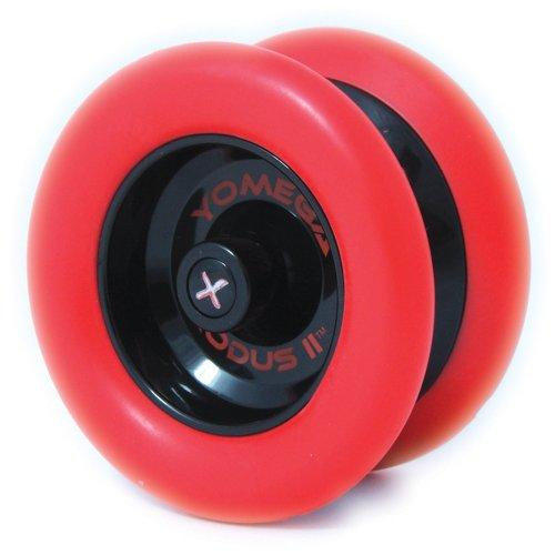 Yomega 1220603 Xodus II - Yo-yo, color rojo y negro [importado de Alemania]