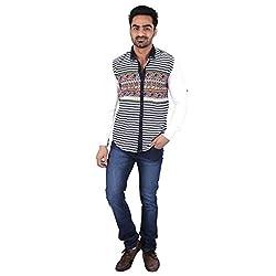 Pierrot's Cotton Casual Shirt For Men-L